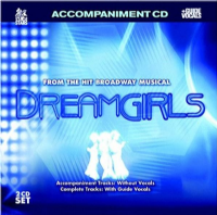 Dreamgirls Karaoke Double CD
